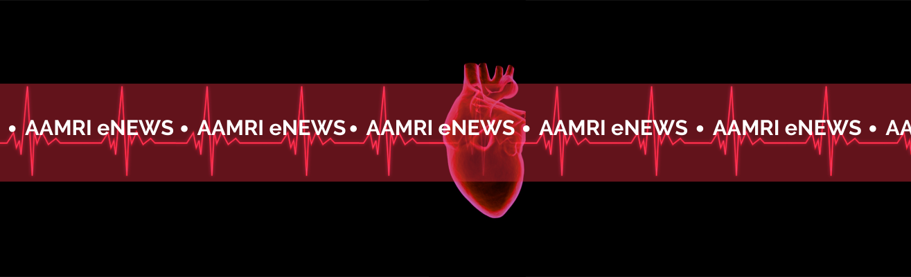 AAMRI eNews website slider banner